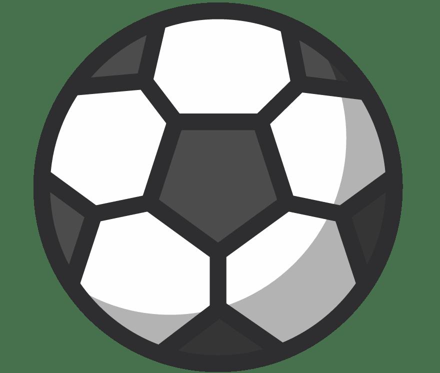 Los 34 mejores sitios de Casino de Apuestas de fútbol en línea en Chile