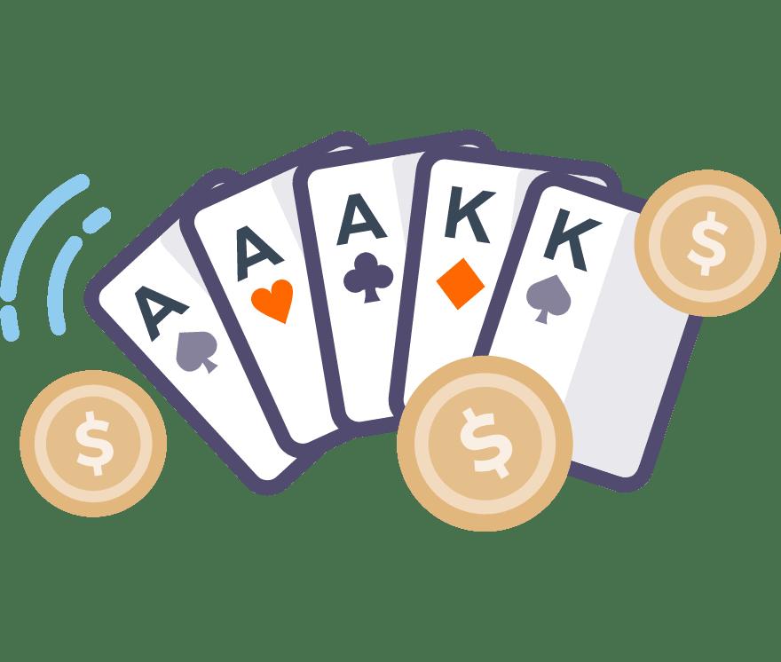 Los 106 mejores sitios de Casino de Póker en línea en Chile