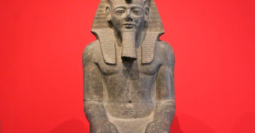 El libro de Ramsés: la popular serie de tragamonedas de Casumo