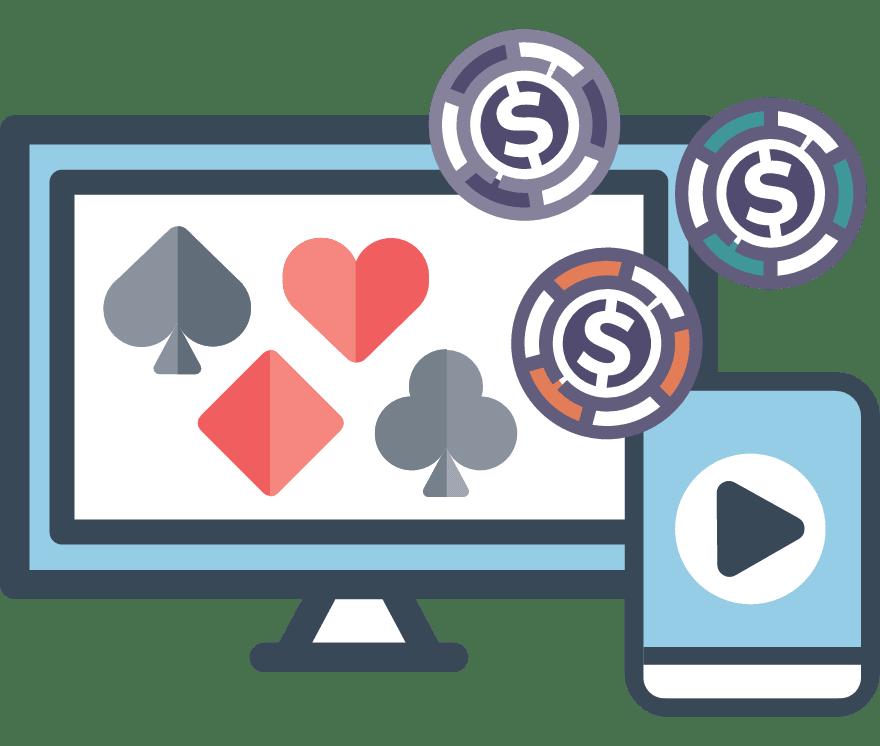 Los 84 mejores sitios de Casino de Vídeo póker en línea en Chile