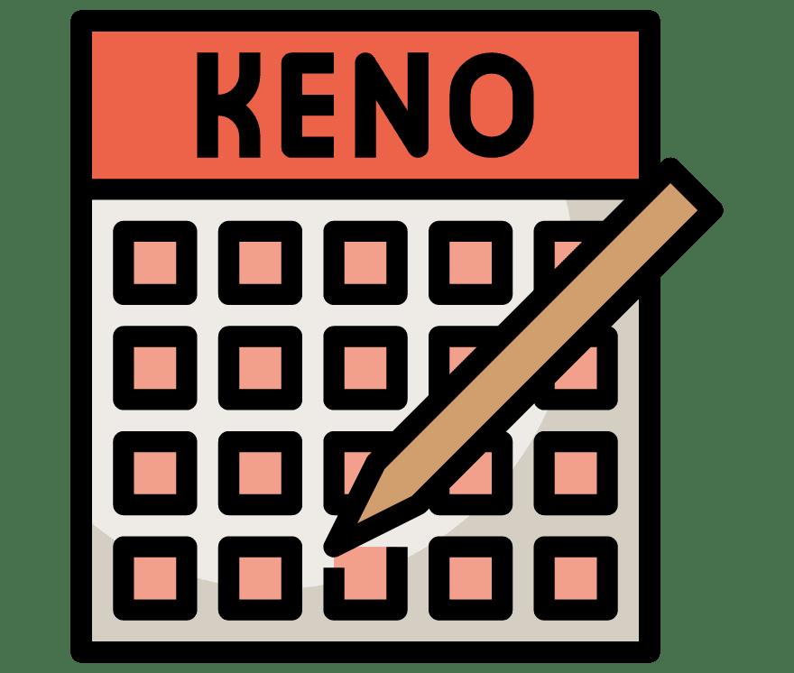 Los 40 mejores sitios de Casino de Keno en línea en Chile
