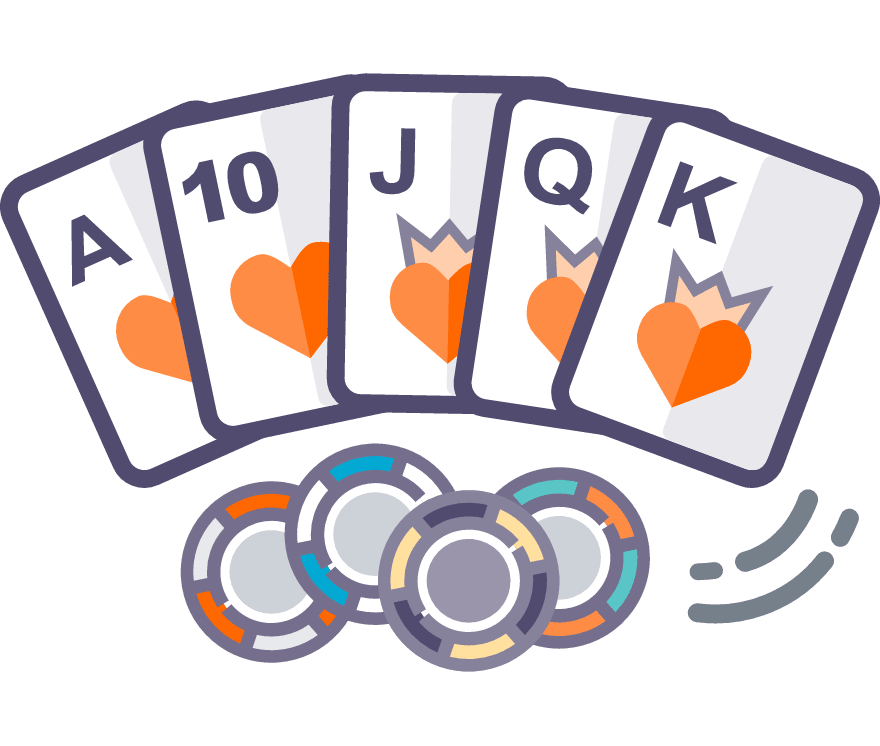 Los 48 mejores sitios de Casino de Texas Hold'em en línea en Chile