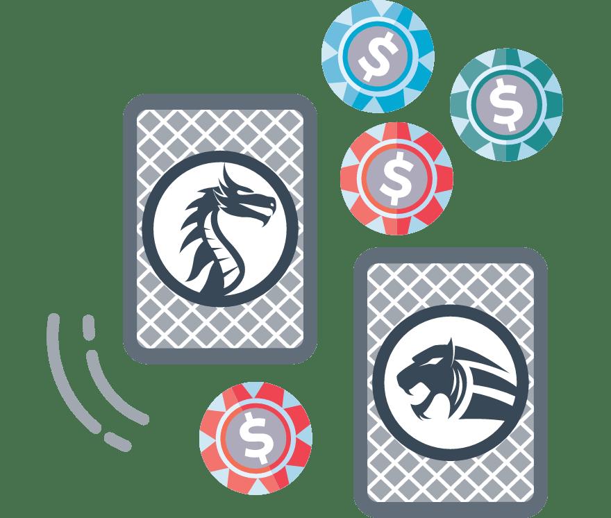 Los 46 mejores sitios de Casino de Dragón Tigre en línea en Chile