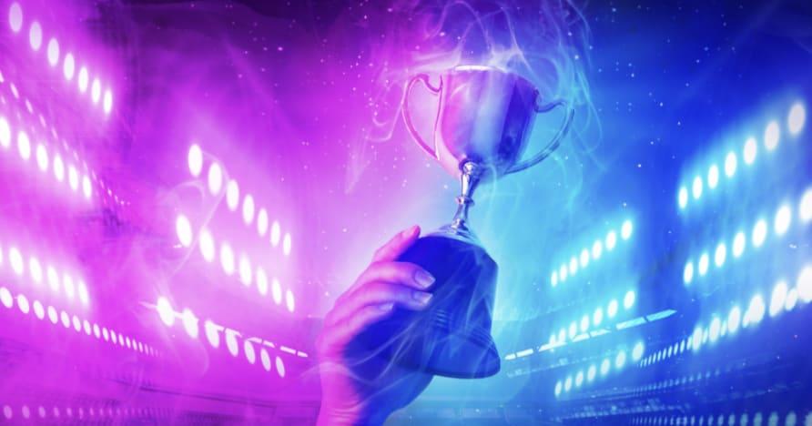 5 eventos de apuestas de deportes electrónicos en julio de 2021
